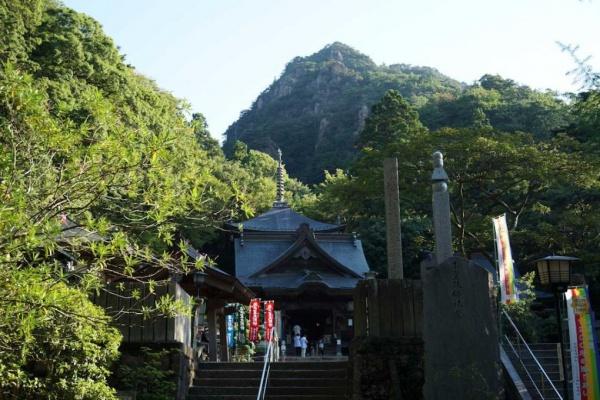 四国八十八カ所3ケ寺をめぐるお遍路コース