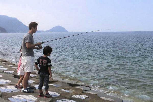 親子におすすめ キャンプと釣り体験コース