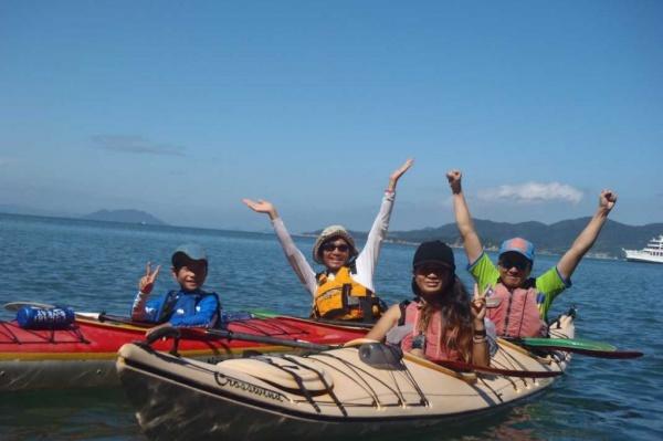 小豆島の豊かな自然を体験できるコース